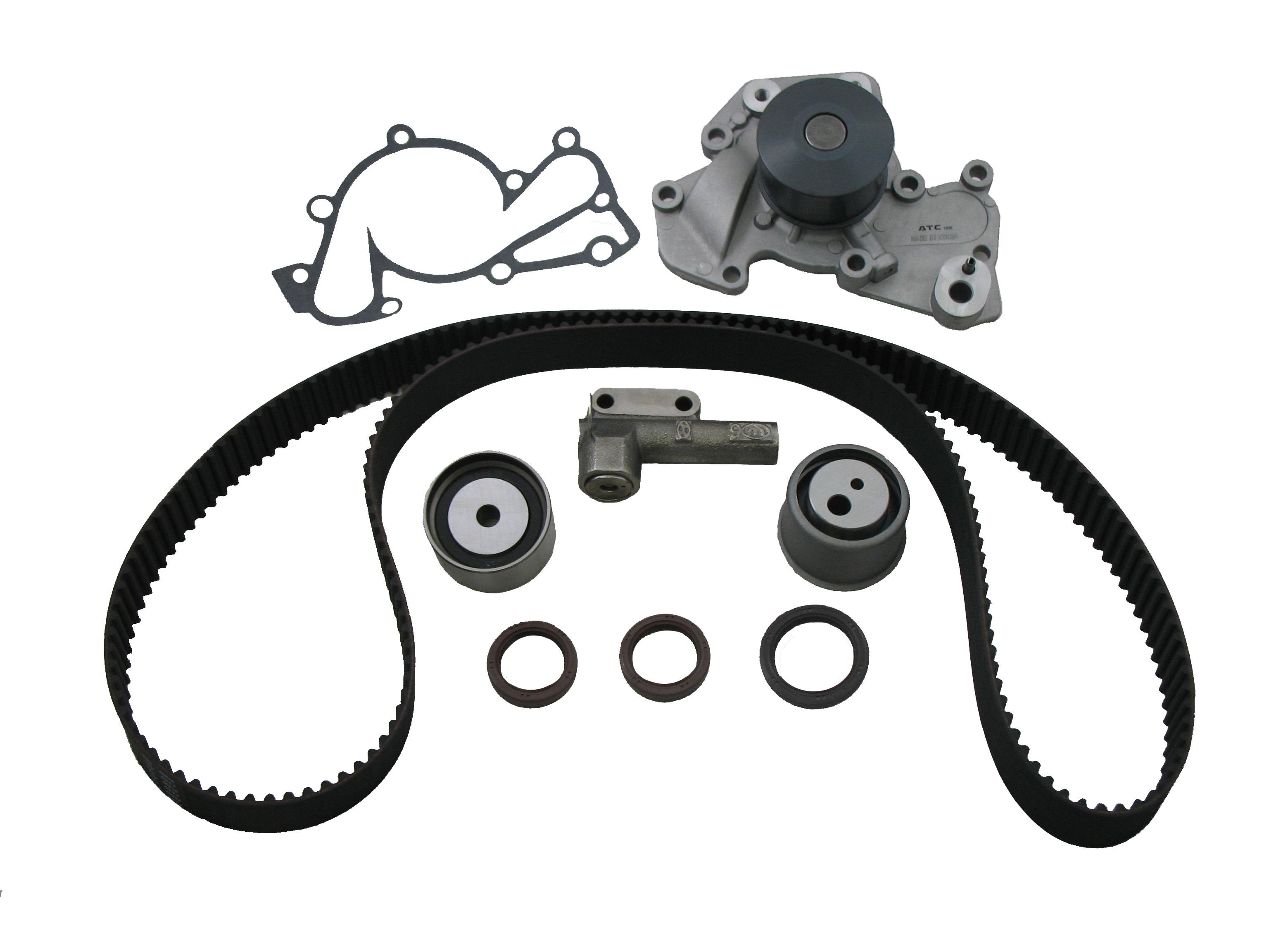 timing belt water pump kit h248 37001 fits kia sportage 2. Black Bedroom Furniture Sets. Home Design Ideas